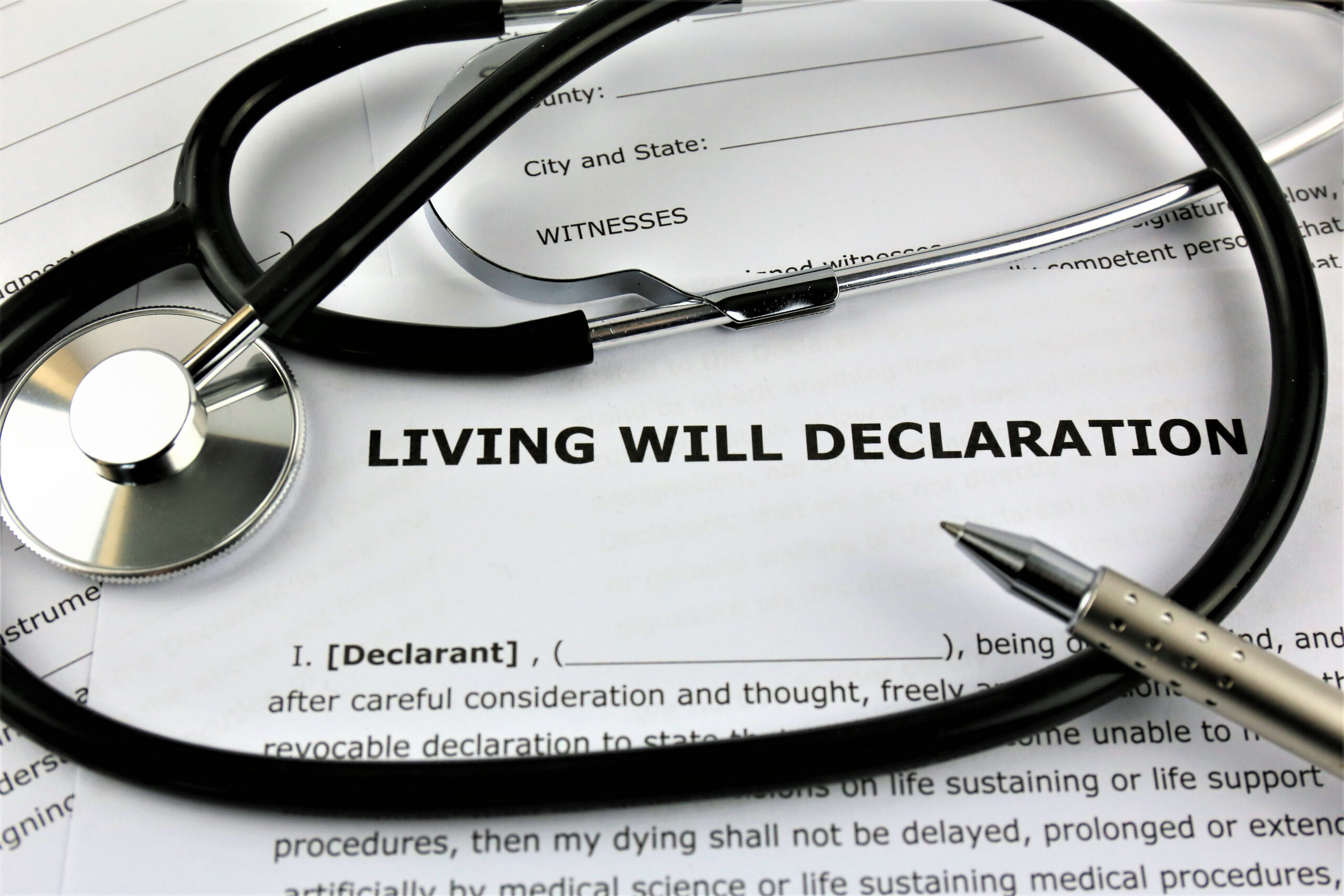 What Is The Difference Between A Last Will And Testament And A Living Will?